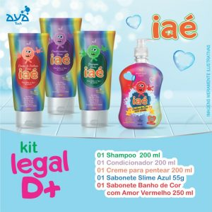 kit legal d+