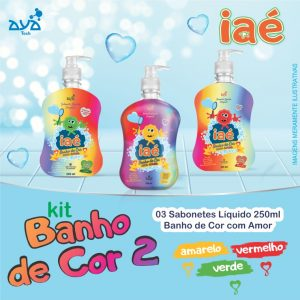 kit banho de cor 2